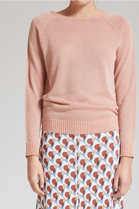 Maliparmi Knitted Sweater - Rose Antico