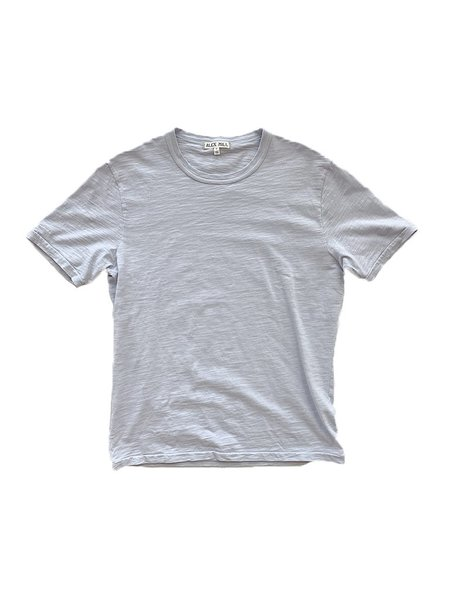 Alex Mill Standard Slub Cotton T Shirt - Calm Blue