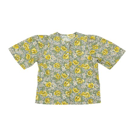 Tambere Floral Kid's Blouse