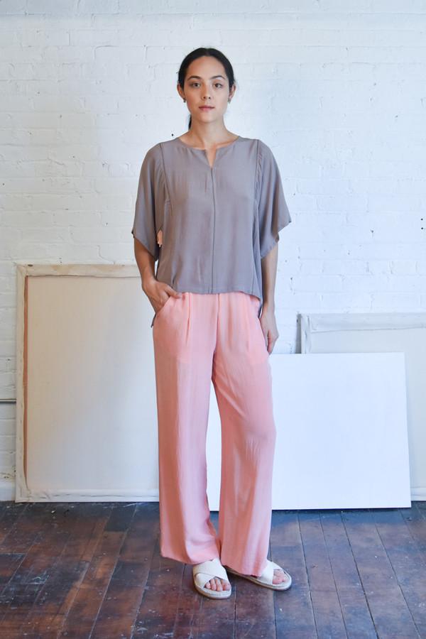 Seek Collective Sample Sale / Jynne Top, dove grey