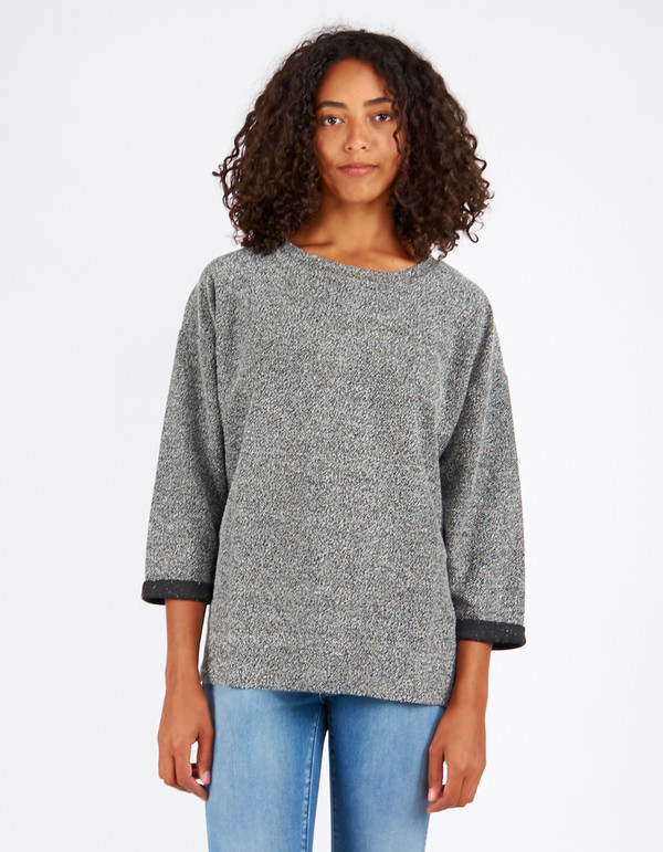 Minimum Tilse Sweater Black