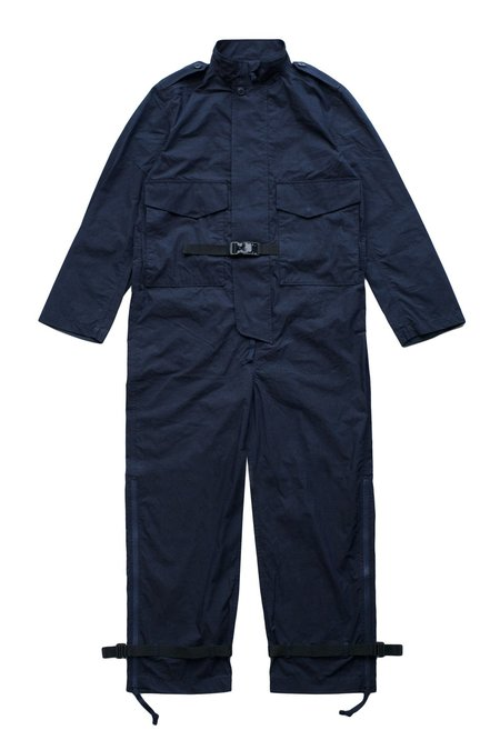 Snow Peak Tsunagi x New Balance Suit - Navy