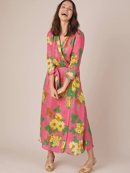 Bailey & Buetow Colette Dress - Fuchsia