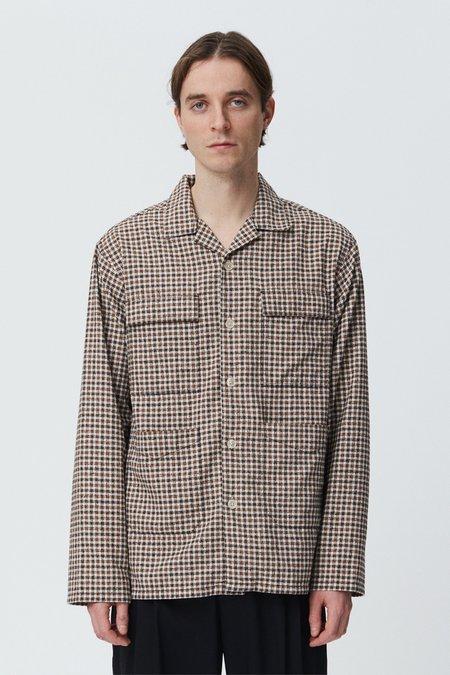 mfpen Work shirt - brown