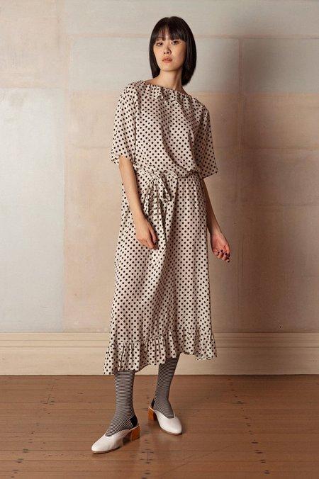 Daylight Moon Reversible Dress No. 1 - Spot