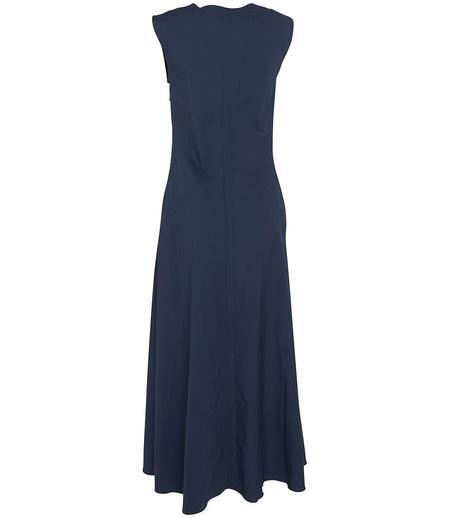Caliban Sleeveless Dress - Navy