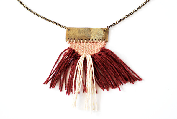 Geography 541 - Simeon Necklace