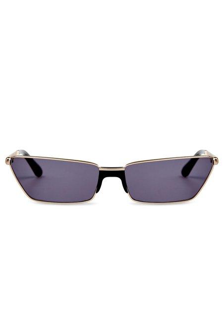 Vow London Linden Glasses - Black