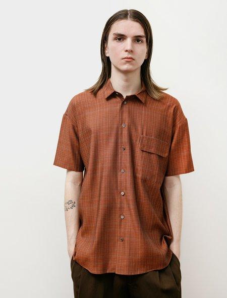 Stephan Schneider Beach Shirt - Brick