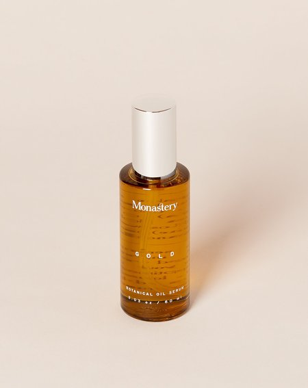 Monastery Gold Oil Serum