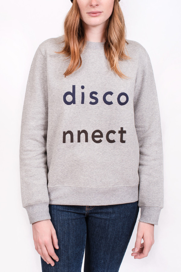 Wood Wood Wednesday Sweatshirt Disconnect