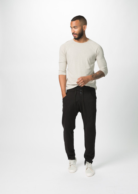 Men's Hannes Roether Ruven Drop Crotch Pant