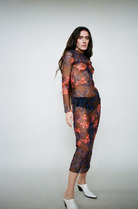 Julia Heuer Reike Flora Dress