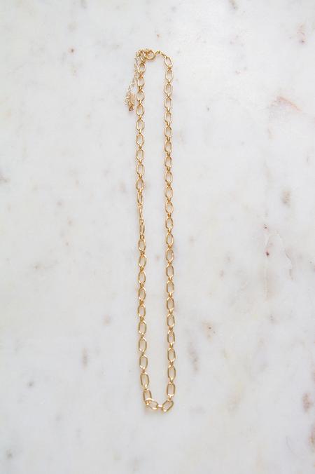 Kozakh Calle chain Necklace - Gold