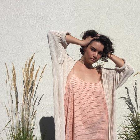 Laurs Kemp Mini-flower Dress