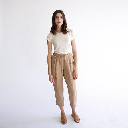 It Is Well LA Woman Pull On Linen Pants