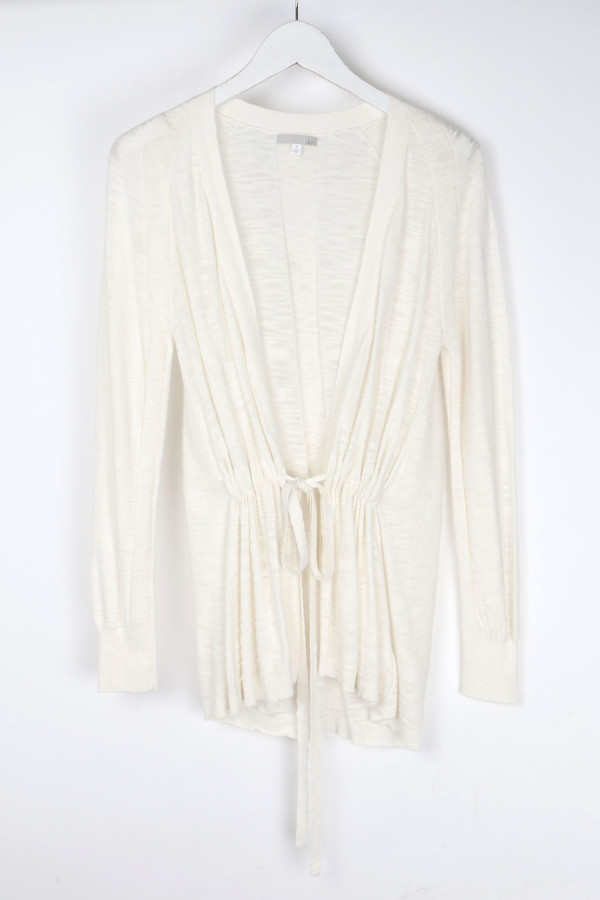 Skin Flame V Neck Cardigan