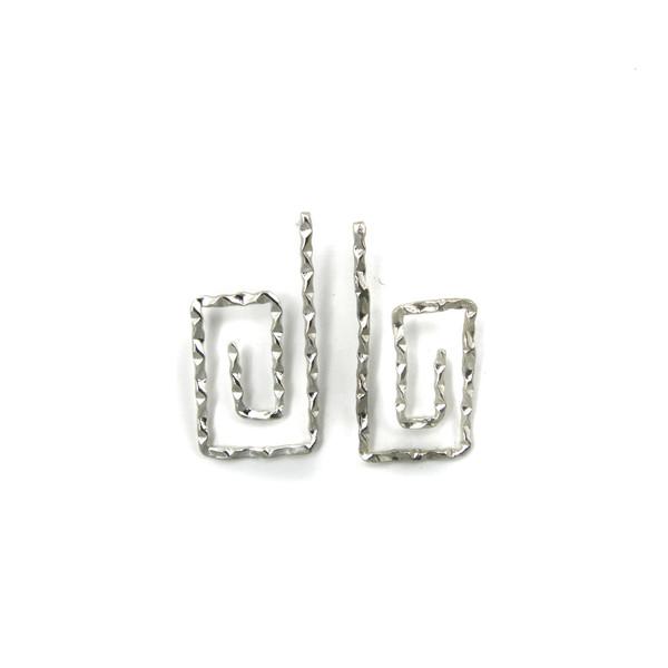 Alynne Lavigne Long Patera Earrings
