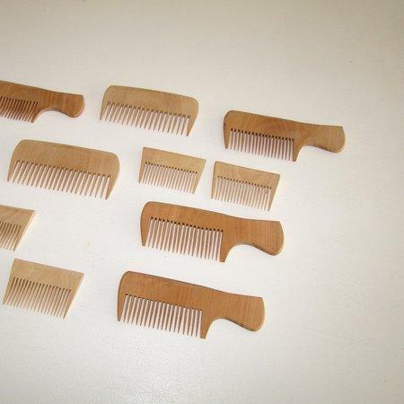 vintage Round Handle Comb