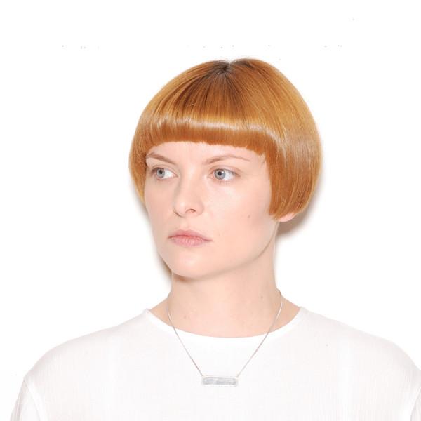 ALYNNE LAVIGNE - Plaque Necklace