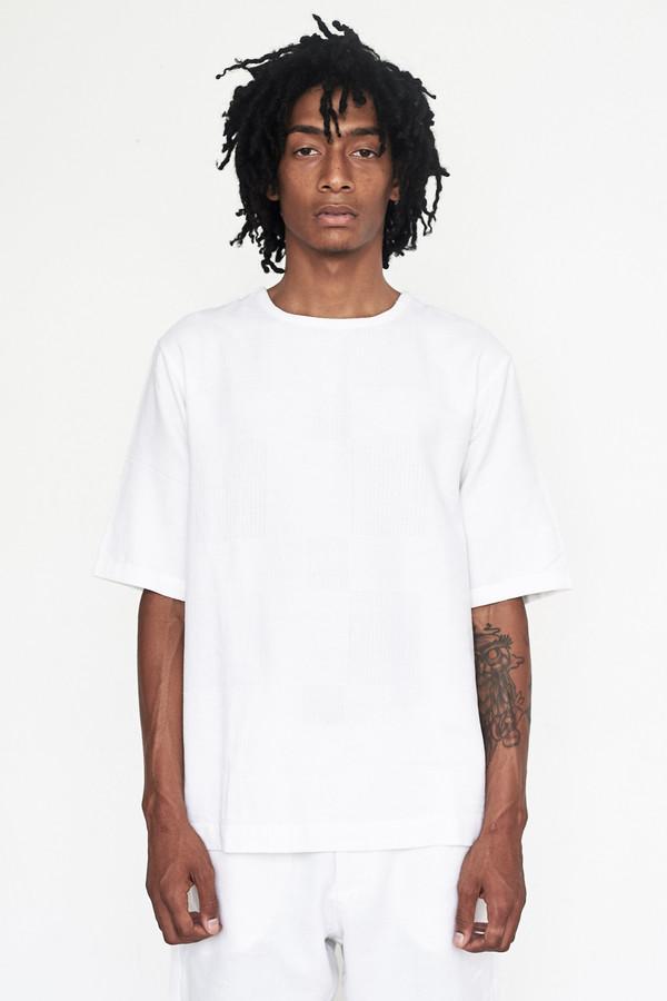 Men's Neuba Renu Mid T-Shirt - White