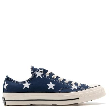 Converse Chuck 70 Ox Americana Sneaker - Navy/White