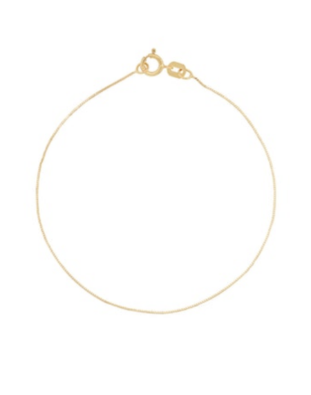 TAI Barely There Bracelet - 14kt Gold