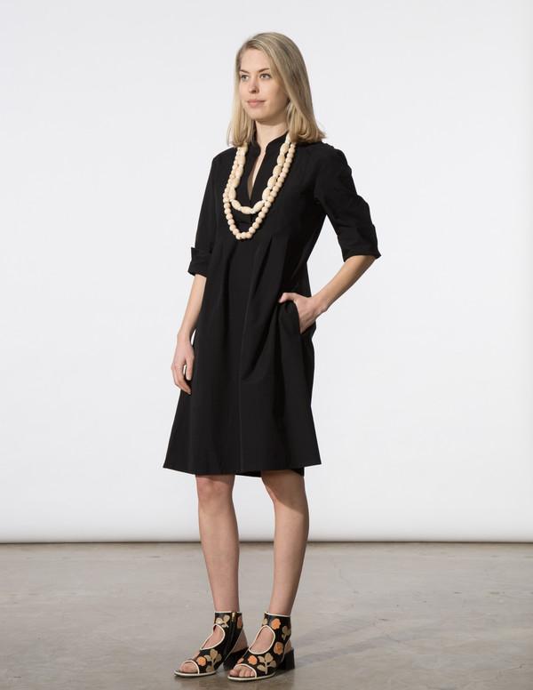 SBJ Austin Ellen Dress - Black