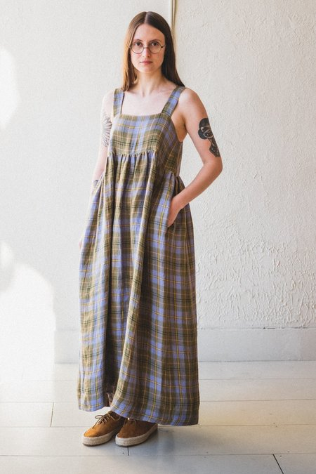 CAWLEY STUDIO ELBA LINEN DRESS