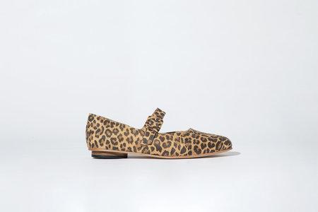 Zou Xou Eugenia Flat - Leopard