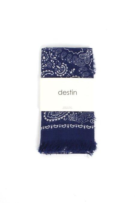Destin Blue Bandana