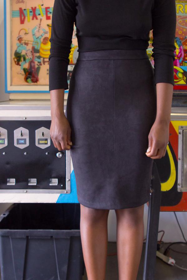 Valérie Dumaine Hilma Skirt - Black