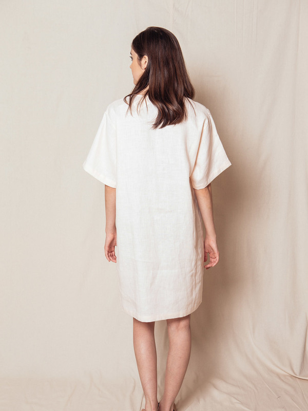 Lloyd Linen Dress
