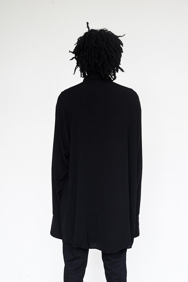 Unisex Assembly New York Crepe Chimayo Shirt