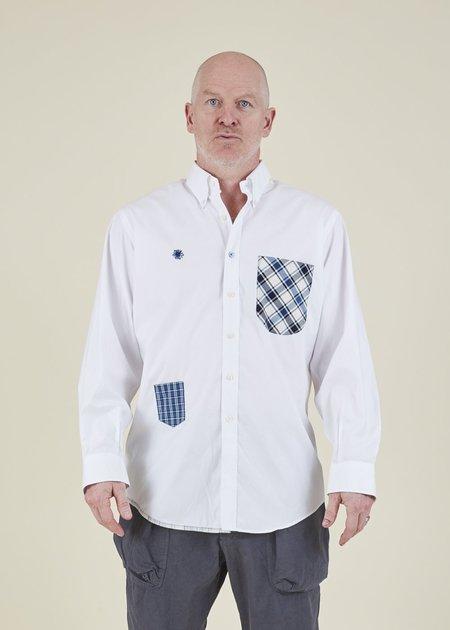 ATELIER & REPAIRS Alba Shirt - white