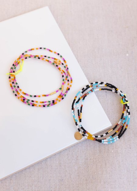Bluma Project 4-STACK Bracelet