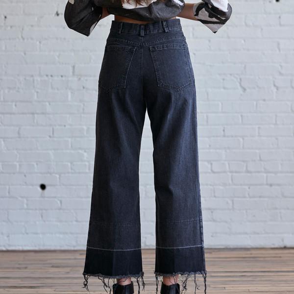 Rachel Comey Legion Pant Washed Black