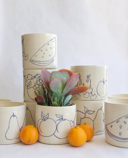 REX DESIGN Feeling Fruity Planters