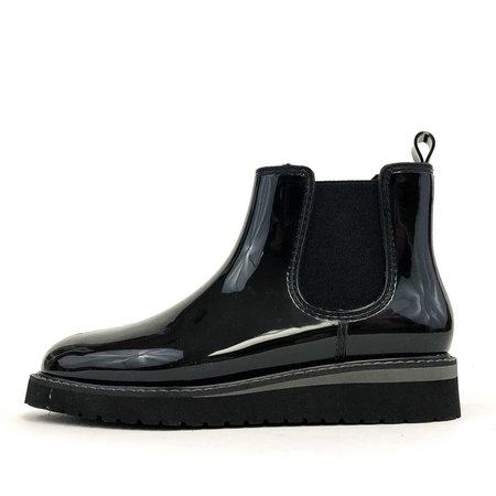 Pattino Shoe Boutique Cougar Kensington Chelsea Boot - Black