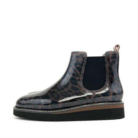 Pattino Shoe Boutique Cougar Kensington Chelsea Boot - Leopard