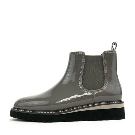 Pattino Shoe Boutique Cougar Kensington Chelsea Boot - Walnut
