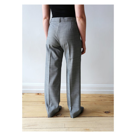 HOPE Soft Trouser - Grey Melange