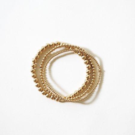 Karen Lazar 3-Pack beaded bracelet