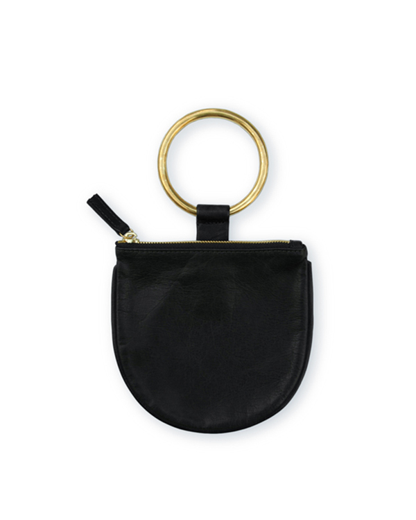 Otaat/Myers Small Ring Pouch Black