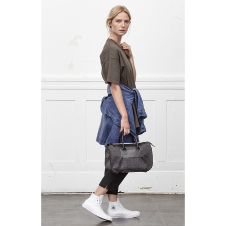 Graf Lantz Frankie Satchel Felt / Leather