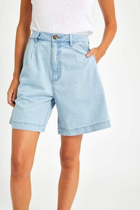 Rollas Rolla's Horizon Short in Blue Stone