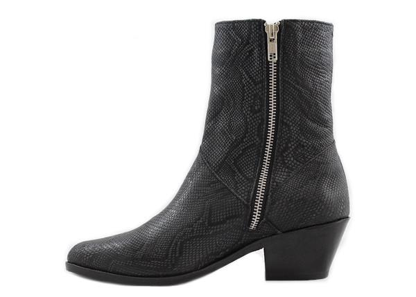 Cartel Footwear AW16 High Shaft Boot - Helvecia Python