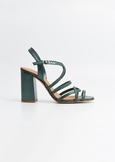 Naguisa Cota green - Sandals