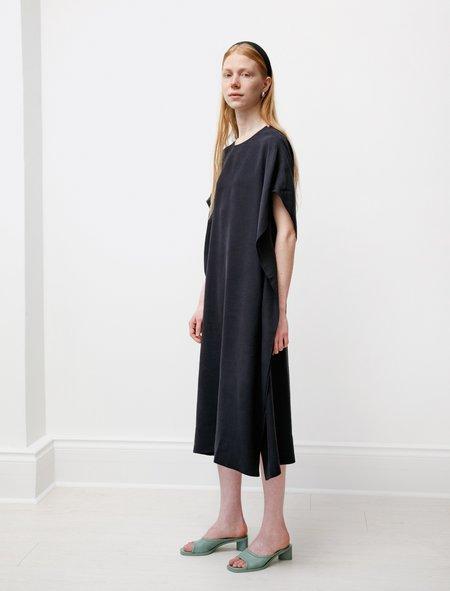 Studio Nicholson Candela Twill Dress - Navy