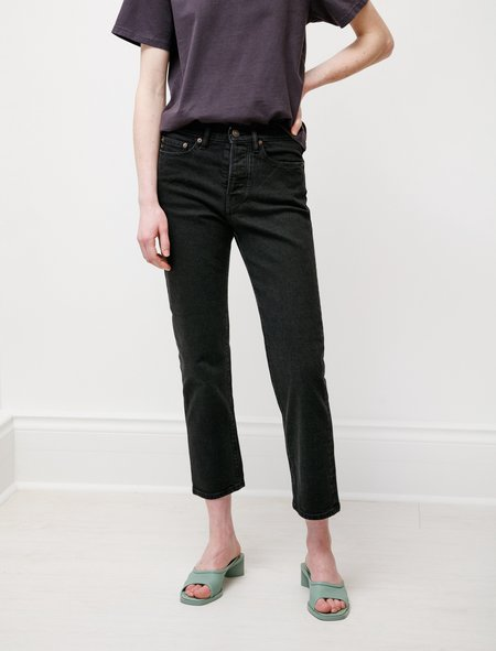 Jeanerica Classic Fit CW002 2 Weeks Jean - Black